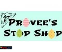 Provee's Stop Shop