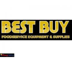 Best Buy Foodservice Equipment & Supplies