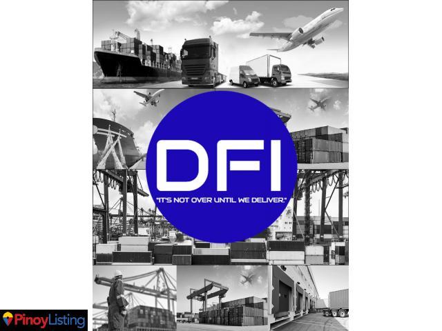 Digital Freight International Inc.