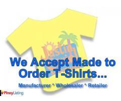Justin Cariel Souvernir T-shirt