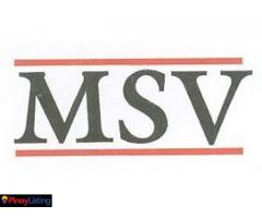 MSV TRANSPORTATION SERVICES INC