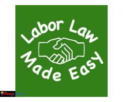 Labor Law Made Easy