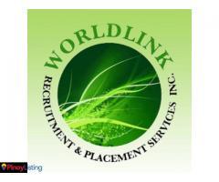 Worldlink Recruitment & Placement Services Inc.