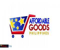 Affordable Goods Philippines
