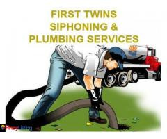 First Twins Siphoning & Plumbing Services