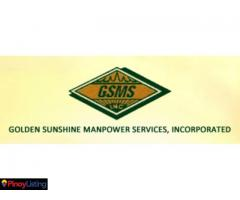 Golden Sunshine Manpower Services Inc.