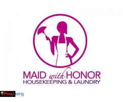 Maid with Honor Housekeeping Services
