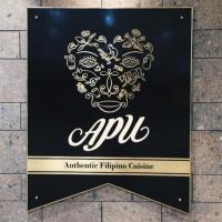APU Authentic Filipino Cuisine, City of Dreams