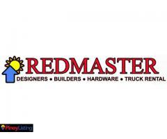 Redmaster Designers + Builders + Hardware + Truck Rental