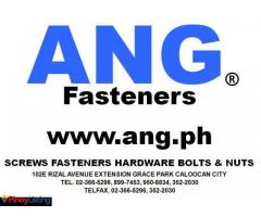 Screws Fasteners Hardware
