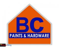 BC Paints & Hardware