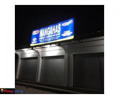 Mangahas Hardware