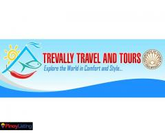 TREVALLY TRAVEL AND TOURS