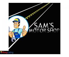 Sam's Motor Shop and Towing services