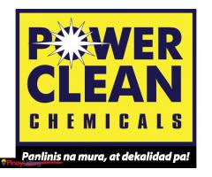 Power Clean Chemicals