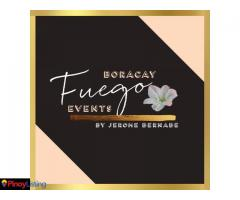 Boracay Fuego Events by Jerome Bernabe