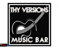 Thy Versions MUSIC BAR
