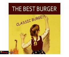 Classic Burger Philippines