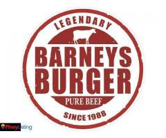 Barneys Burger JP Rizal Project 4 Quezon City