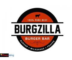 Burgzilla burger bar