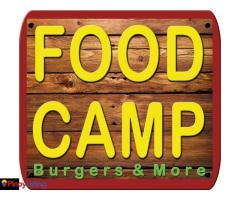 Foodcamp Burgers and Sandwiches