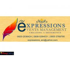 Expressions Events Management