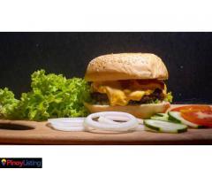 Keb's Flame Grilled Burger