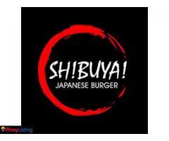 Shibuya Japanese Burger