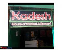 Kadesh House of Shakes and Burgers