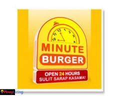 Minute burger