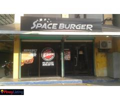 Space Burger S.S.S & Damosa Gateway Davao