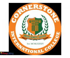 Cornerstone International College