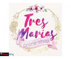 Tres Marias Online Shop PH