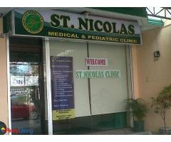 St. Nicolas Medical & Pediatric Clinic