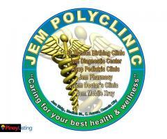 JEM Diagnostic Center/AYOP Pediatric Clinic