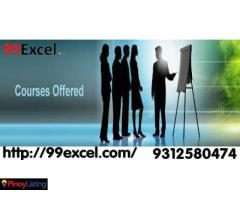 Best Excel Training Academy in Noida