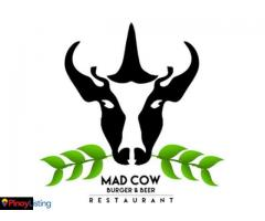 Mad Cow Burger and Beer Restaurant