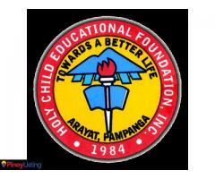Arayat Holy Child Educational Foundation, Inc.