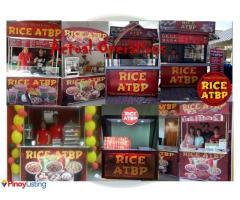 Rice Atbp Food Cart Franchise