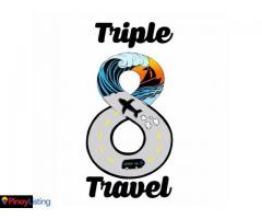 Triple 8 Travel Baguio Branch
