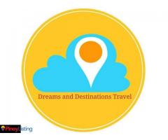 Dreams and Destinations Travel Services