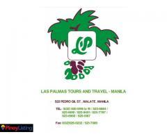 Las Palmas Tours and Travel