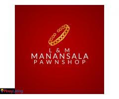 L and M Manansala Pawnshop