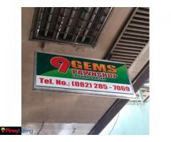 9GEMS Pawnshop, Inc.