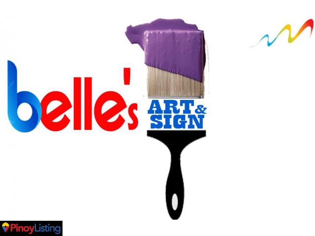 BELLE's Art & Sign