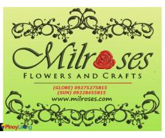 Milroses: Flowers and Crafts