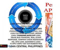 Loan Central Philippines