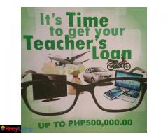 AMA Bank Teachers Loan