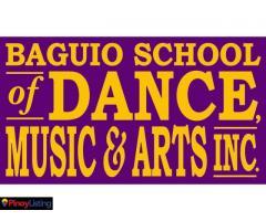 Baguio School of Dance, Music & Arts, Inc.