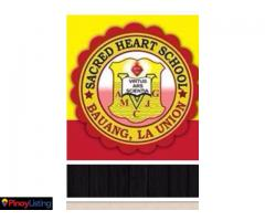 Sacred Heart School -Central East, Bauang La Union, Philippines